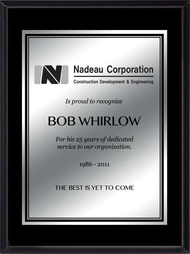 Bob Award