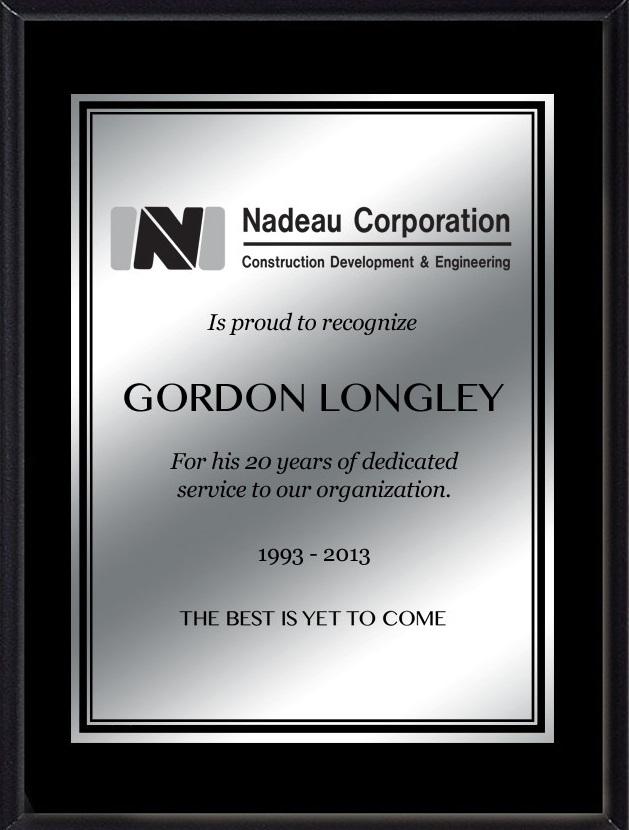 Gordon Award