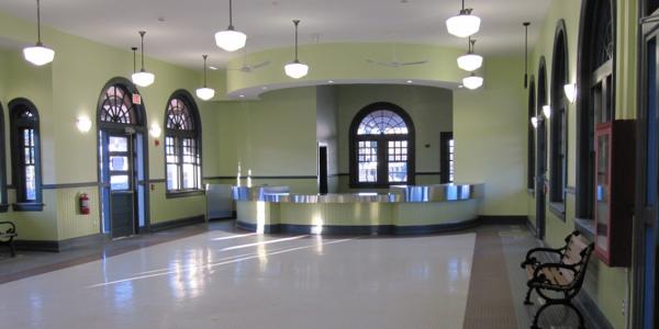 attleboro rail station