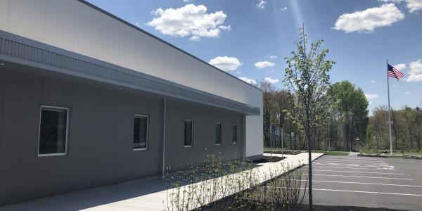 Nadeau Office construction