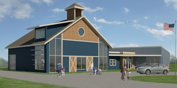 Quest Mont School Rendering